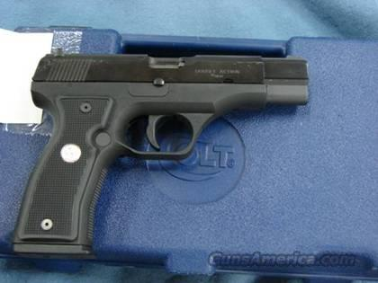 Colt 2000 All-American 9mm Exc in Box, X-Mag  Guns > Pistols > Colt Automatic Pistols (.25, .32, & .380 cal)