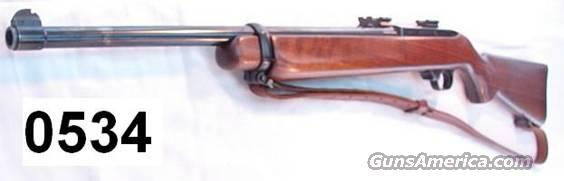 Ruger Carbine .44 Mag Auto Very Good w/Period Sling Mfg. 1962  Guns > Rifles > Ruger Rifles > M44/Carbine