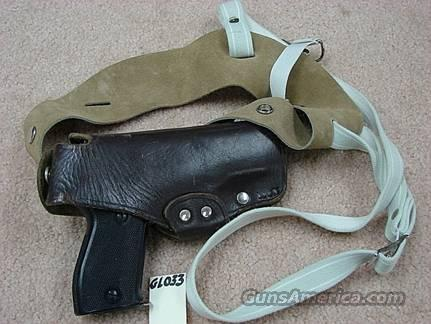Holster Shoulder Rig Large Auto VG Cond  Non-Guns > Holsters and Gunleather