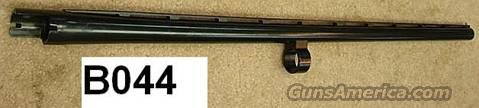 Barrel for Remington 870 Spl Purpose 20 in Fully Rifled Cantilever Scope Mt Exc 1994  Non-Guns > Barrels