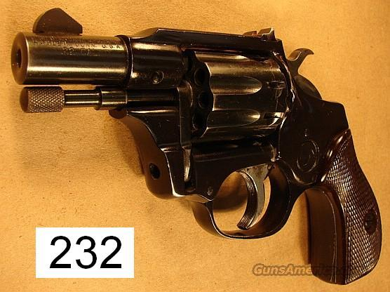"High Standard Sentinel 2"" .22 LR 9 Shot Blue Exc in Orig Box w/Papers Mfg 1970  Guns > Pistols > High Standard Pistols"