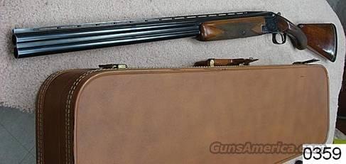 Browning Superposed 20 gauge FN Belgian Lightning 1954 VG  Guns > Shotguns > Browning Shotguns > Over Unders > Belgian Manufacture