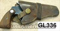 Holster S&W/ Colt .32 Revolver B. H. Dyas Co. ca. 1940s  Non-Guns > Holsters and Gunleather