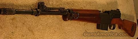 French MAS 1949-56 Auto 7.5 mm VG Cond  Guns > Rifles > Military Misc. Rifles Non-US > FrenchMAS