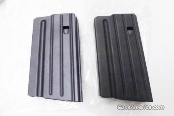 2 DPMS .308 Long Range Rifle AR15 Type LR-308 D.P.M.S. New & Unfired Takeouts 2x$29 Remington R25  Non-Guns > Magazines & Clips > Rifle Magazines > AR-15 Type