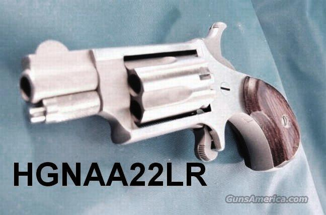North American .22 LR Mini Revolver 1 in SS 5 Shot NIB  Guns > Pistols > North American Arms Pistols