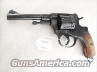 Nagant .32 S&W compatible World War II Nagant 7.62 Model 1895 Revolver Excellent 1932 with Holster & Kit 32 Smith & Wesson or 32 Tula Russia C&R CA OK	  Guns > Pistols > Military Misc. Pistols Non-US