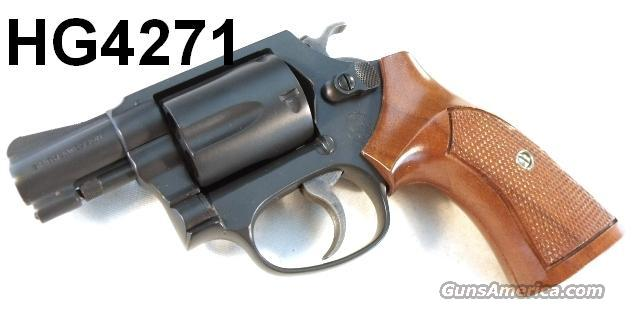 S&W .38 Special 36 Chief's Special 2 inch Carry-Tuff Exc Refin ca. 1976  Guns > Pistols > Smith & Wesson Revolvers > Pocket Pistols