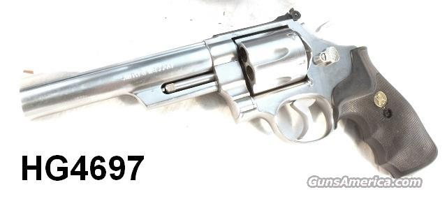 S&W .44 Magnum 629-1 Stainless 6 in VG-Exc 1988  Guns > Pistols > Smith & Wesson Revolvers > Full Frame Revolver