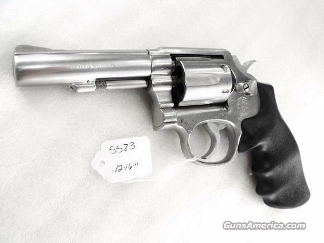 S&W .38 Spl 64-5 Stainless Heavy Barrel 4 inch 1988 Ohio Dept of Corrections Smith & Wesson 38 Special +P Model 64	  Guns > Pistols > Smith & Wesson Revolvers > Full Frame Revolver