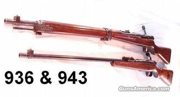 WWII Japanese Arisaka Pair, 1 Sporter, 1 Blem   Guns > Rifles > Military Misc. Rifles Non-US > Other