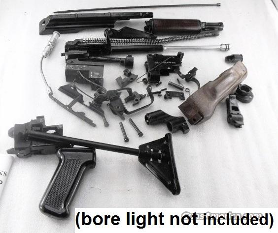 AK47 Parts Kit Maadi Egypt Excellent Complete except No Barrel No Receiver made on Russian Milling Equipment   Non-Guns > Gun Parts > Rifle/Accuracy/Sniper