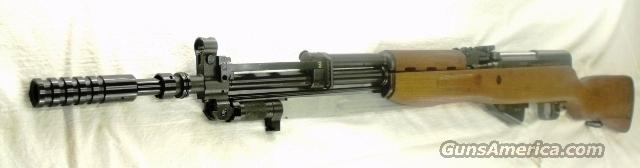 SKS 7.62 x 39 Model 59/66 Zastava S-K-S Yugoslavian Montenegro Police 5966 Excellent 1973 C&R OK 76239 but no California  Guns > Rifles > SKS Rifles