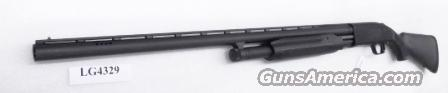 Mossberg 12 gauge model 500 All Purpose Black Matte & Synthetic 3 inch 28 inch .715 Accu-Choke Ported Vent Rib Recoil Pad Excellent Condition Factory Demo 56420ZU  Guns > Shotguns > Mossberg Shotguns > Pump > Sporting