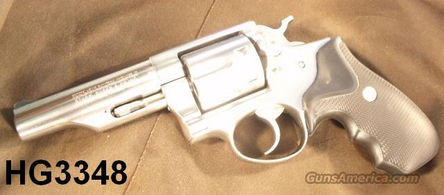 Ruger .357 Magnum Service Six Stainless SFSD Exc 1988  Guns > Pistols > Ruger Double Action Revolver > Security Six Type