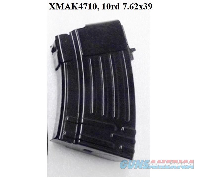 Lot of 24 Mix or Match AK47 Magazines New Blue Steel KCI 10, 20, or 30 round $10.38 each Free Ship Lower 48  Non-Guns > Magazines & Clips > Rifle Magazines > AK Family