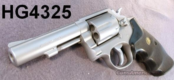 S&W .357 Mag 65-4 SS HB 4 inch Exc / Refin. 1993  Guns > Pistols > Smith & Wesson Revolvers > Full Frame Revolver