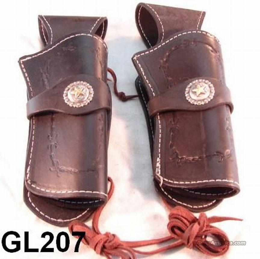 Holster Colt SAA type 4 3/4 – 5 1/2 in US Hand Made Leather  Non-Guns > Holsters and Gunleather > Revolver