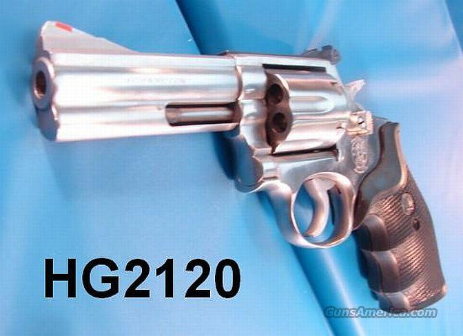 S&W .357 Mag 686 SS 4 in Exc 1983 No Suffix  Guns > Pistols > Smith & Wesson Revolvers > Full Frame Revolver