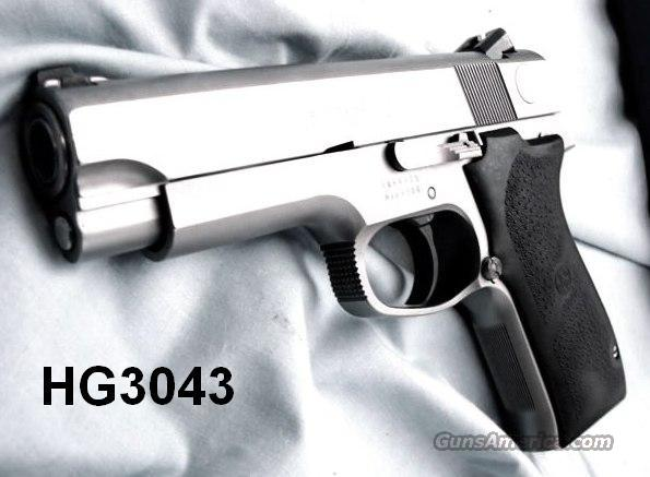 S&W .45 ACP 4586 Commander Size 4 1/4 in Exc 2 Mags 1998  Guns > Pistols > Smith & Wesson Pistols - Autos > Steel Frame