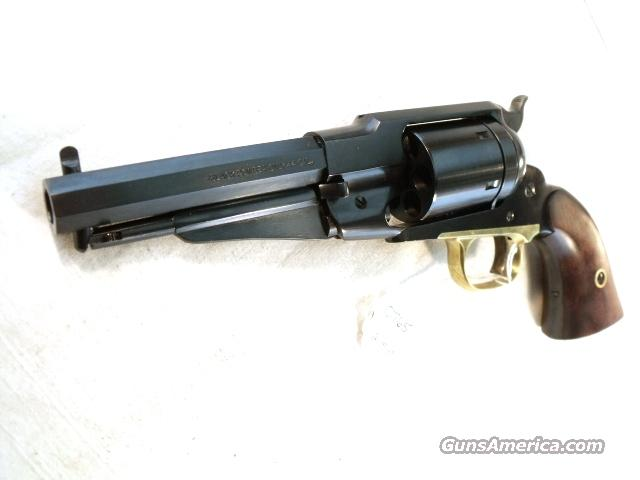 1858 Remington Kirst Conversion .45 Colt Blue 5 1/2 inch Excellent Pietta 2009 mfg 45 Long Colt Caliber  Guns > Pistols > Pietta Pistols
