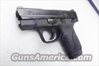 Smith & Wesson MP40 Shield .40 S&W Flat Thin Sub Compact NIB 8 Shot 2 Magazines MA OK Massachusetts Compliant 10# Trigger   Guns > Pistols > Smith & Wesson Pistols - Autos > Shield