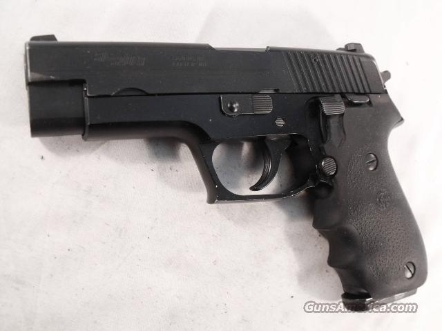 Sig .45 CP P220 Siglite Night Sights VG 1 Magazine ca. 1999 Rutherford County NC Sheriff's Dept Sigarms 45 Automatic Sauer Germany   Guns > Pistols > Sig - Sauer/Sigarms Pistols > P220