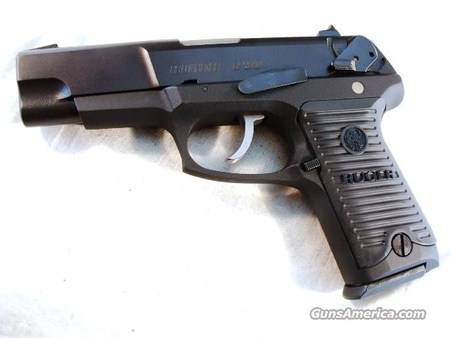 Ruger .45 ACP P-90 Blue Lightweight Brand New in Box 2 Mags  Guns > Pistols > Ruger Semi-Auto Pistols > P-Series