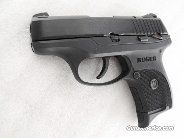 Ruger 9mm Model LC9 Subcompact 17 oz, .968 thin 8 Shot Blue Steel & Polymer Double Action NIB  Guns > Pistols > Ruger Semi-Auto Pistols > LCP