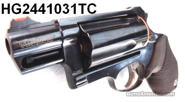 Taurus Judge .45/.410 Blue Public Defender 2 inch Bobbed Hammer 2.5 in New in Box Model M4510 interchangeable 410 gauge and 45 Long Colt  Guns > Pistols > Taurus Pistols/Revolvers > Revolvers