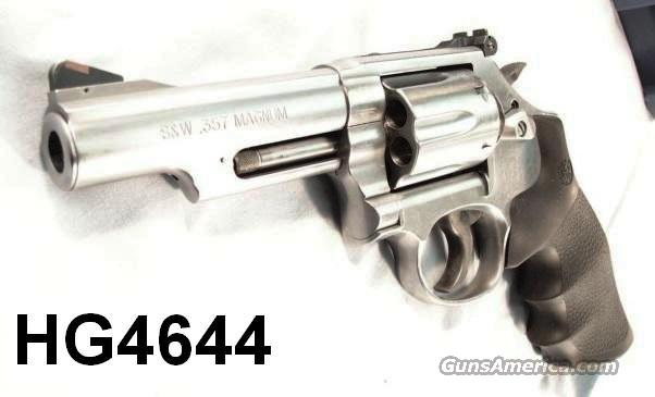 S&W .357 66-7 Sts 4 in VG 2004 CA Legal Magnum Model 66 Smith & Wesson  Guns > Pistols > Smith & Wesson Revolvers > Full Frame Revolver
