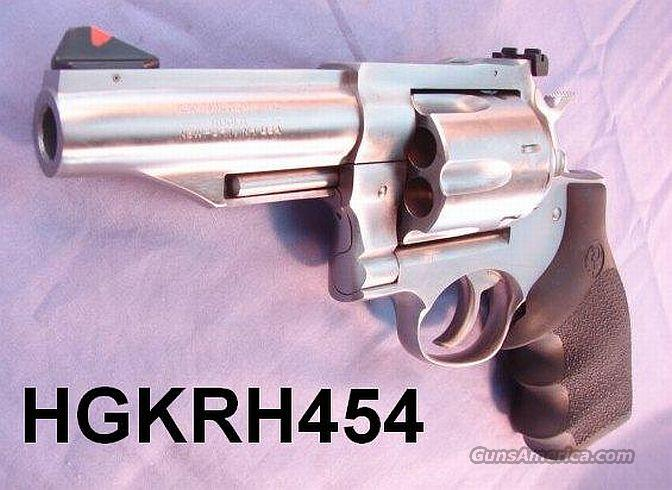 Ruger .45 Colt Redhawk SS 4 in NIB  Guns > Pistols > Ruger Double Action Revolver > Redhawk Type
