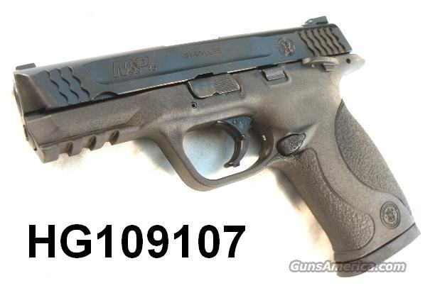 S&W .45 ACP M&P Lever Safety Variant 10 + 1 NIB 3 Dot 2 Magazines   Guns > Pistols > Smith & Wesson Pistols - Autos > Polymer Frame