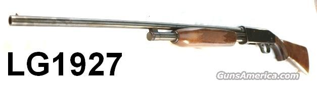 Mossberg .410 ga Pump 500EG 3 in 26 in Full Plain VG ca. 1970s  Guns > Shotguns > Mossberg Shotguns > Pump > Sporting