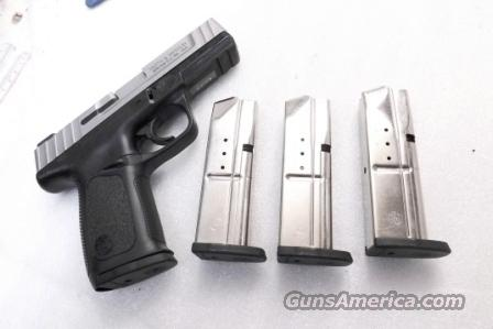 3 or more Smith & Wesson Factory 10 Shot Magazine SD9 Sigma Stainless 19926 3x$39 fits  SW9V SW9VE   Non-Guns > Magazines & Clips > Pistol Magazines > Smith & Wesson