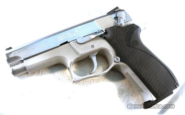 S&W 9mm 5903 Lwt Sts VG 2 Hi-Cap Mags Atl PD 1989  Guns > Pistols > Smith & Wesson Pistols - Autos > Alloy Frame