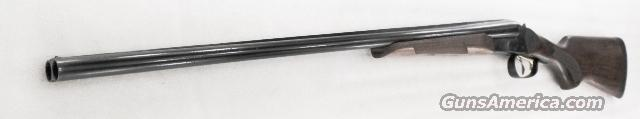 Baikal 20 gauge Double 3 inch 26 in 3 Choke Tubes Blue & Walnut USSG Import formerly Remington ISP NIB Double Triggers Extractors   Guns > Shotguns > Remington Shotguns  > Side x Side Modern
