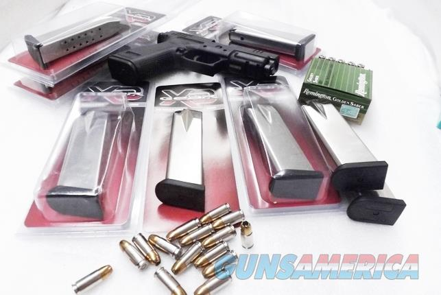 10 Springfield Armory XD 9mm Factory 16 Round Magazines High Capacity Stainless NIB NO XDM XD5016 $20.90 each & free ship lower 48  Non-Guns > Magazines & Clips > Pistol Magazines > Other