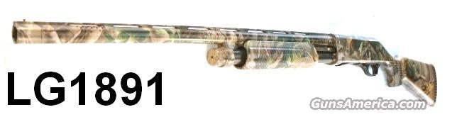 Daly 12 ga 3 in Camo Field Pump Exc 26 in Screw-in-Choke  Guns > Shotguns > Khan Shotguns