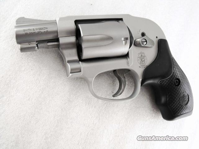 S&W 638-3 .38 Special Airweight Bodyguard Stainless Lightweight NIB 38 spl +P Smith & Wesson 163070 CA MA OK 38 Spl Model 638   Guns > Pistols > Smith & Wesson Revolvers > Pocket Pistols