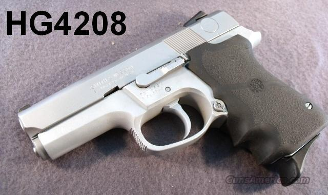 S&W 9mm 6946 Compact DAO SS VG-Exc Refin 2 Mags 1991  Guns > Pistols > Smith & Wesson Pistols - Autos > Alloy Frame