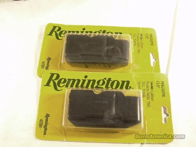 Magazine Remington .243 or .308 Model 740 742 7400 Four 750 New Old Stock 243 or 308 Automatic 4 Shot  Non-Guns > Magazines & Clips > Rifle Magazines > Other