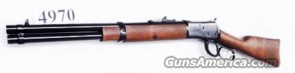 Winchester 92 Copy Rossi .45 Colt 16 inch Blue Trapper Braztech Taurus 45 Long 1892 clone R9257008 No Lock 2011 Production  Guns > Rifles > Rossi Rifles > Cowboy