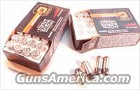 Ammo: .45 ACP Win. Black Talon 230 SXT NIB 40 Rounds = 2 Boxes ca. 1993  Ammunition