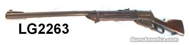 Winchester .30-40 model 1895 mfg 1899 Good  Guns > Rifles > Military Misc. Rifles US > Krag-Jorgenson