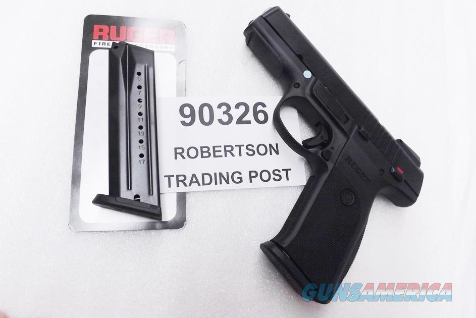 Ruger SR9 Magazines New Factory 17 round 90326 or 90449 MAGP17/19 rd 17 shot Buy 3 Ships Free!   Non-Guns > Magazines & Clips > Pistol Magazines > Other