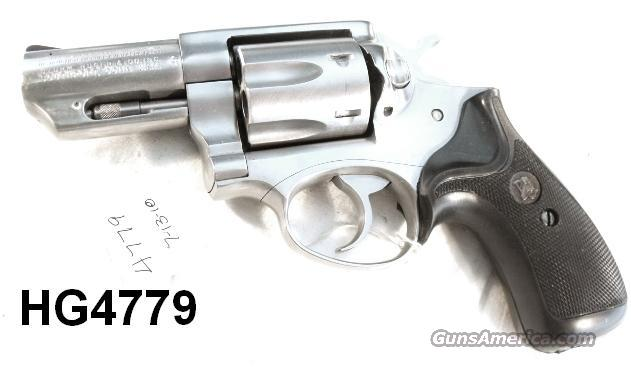 Ruger .38Spcl Magnum Speed Six Stainless VG-Exc 1984  Guns > Pistols > Ruger Double Action Revolver > Security Six Type