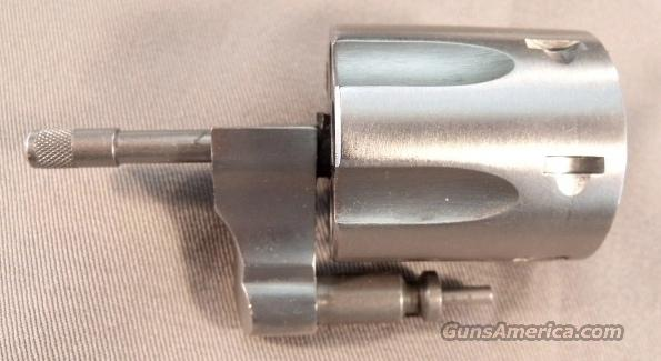 Parts: Cylinder Assembly Ruger .357 SS DA Exc with Yoke  Non-Guns > Gun Parts > Misc > Pistols