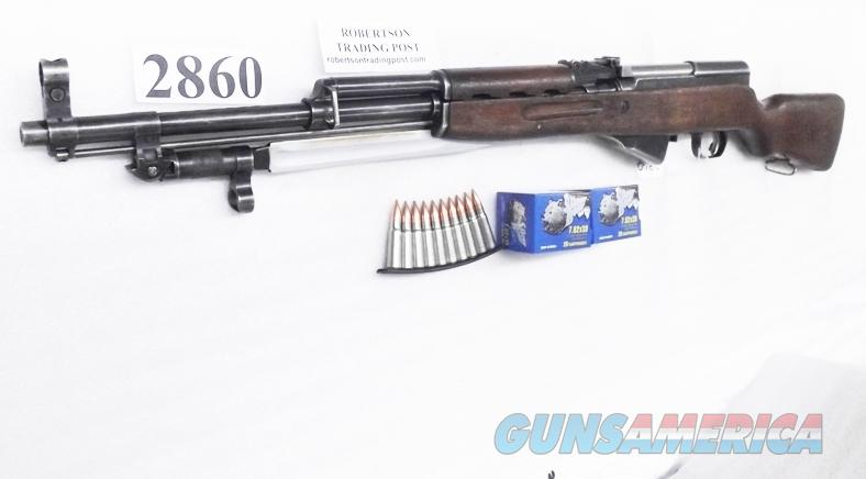SKS 7.62x39 Jianshe Arsenal China Type M56 ChiCom Military 1959 mfg. with Bayonet Sino Soviet C&R OK 56  Guns > Rifles > SKS Rifles