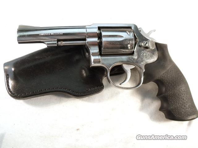 Smith & Wesson .357 Magnum model 65-3 Stainless 4 inch Heavy Barrel G-VG 1983  Guns > Pistols > Smith & Wesson Revolvers > Full Frame Revolver